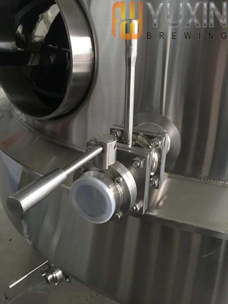 cider fermenting tanks