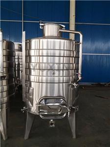 Rezervor de fermentare a vinului 500L