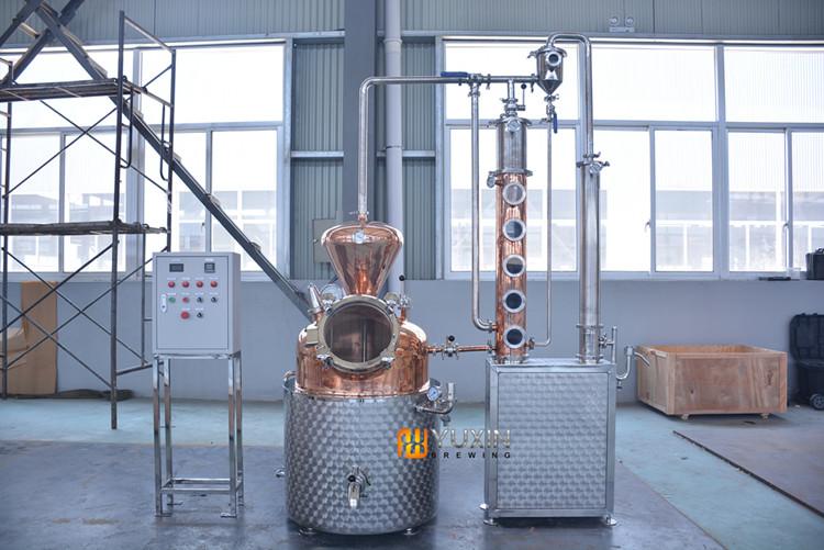 mini distillery equipment