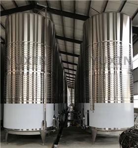 Rezervor de depozitare a vinului 20000L