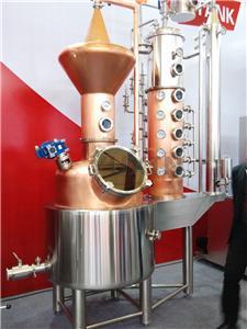 Echipament de distilare 500 gin