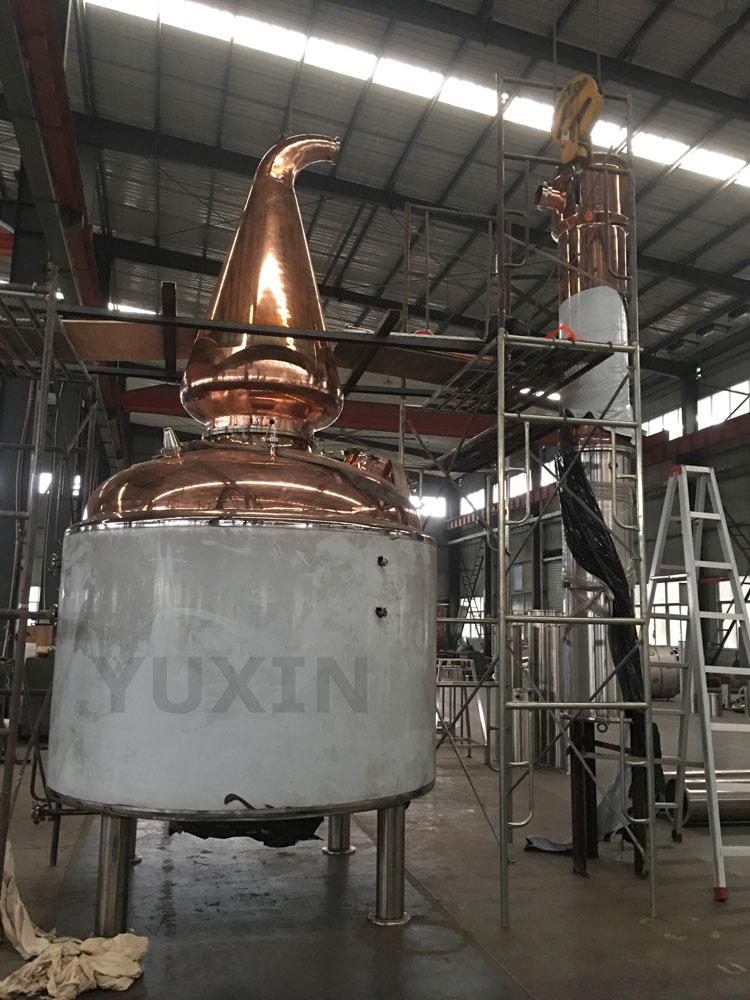 mini distillation equipment
