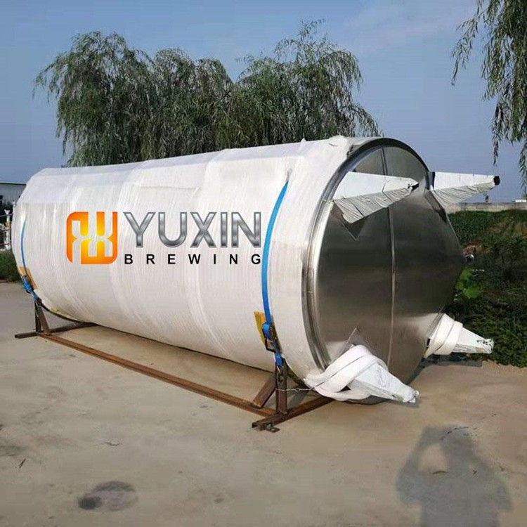 Delivery of New Wine Tanks