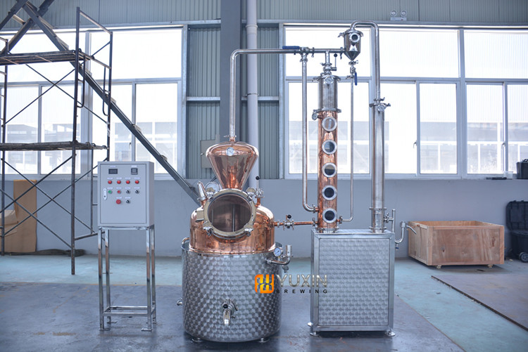 mini distillation equipment