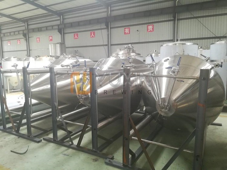 Fermentation tanks Packaging