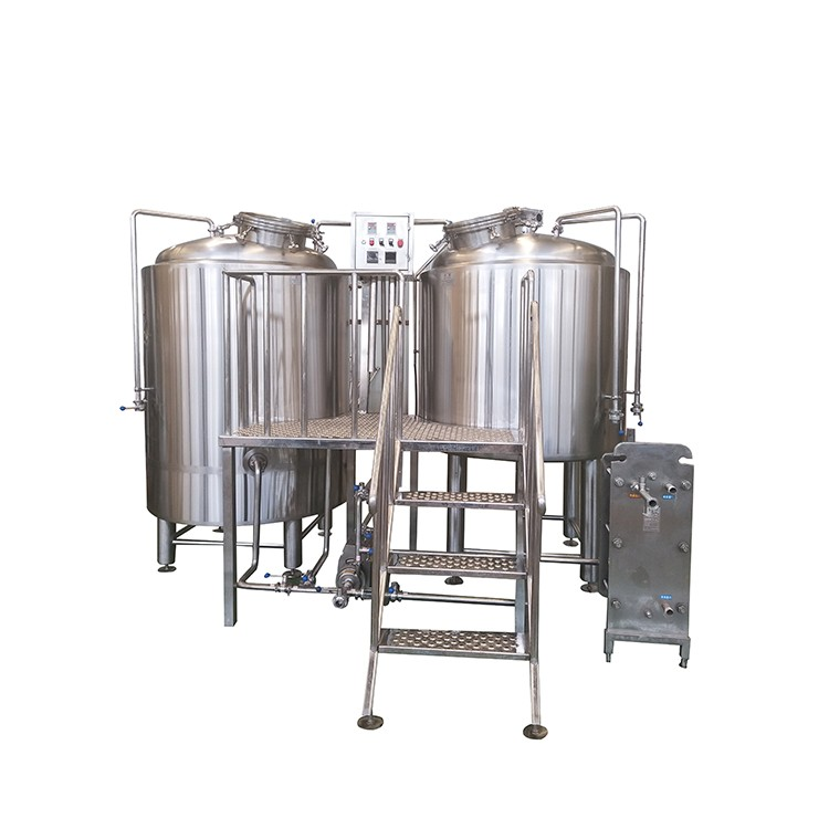 Small Beer Production Equipment