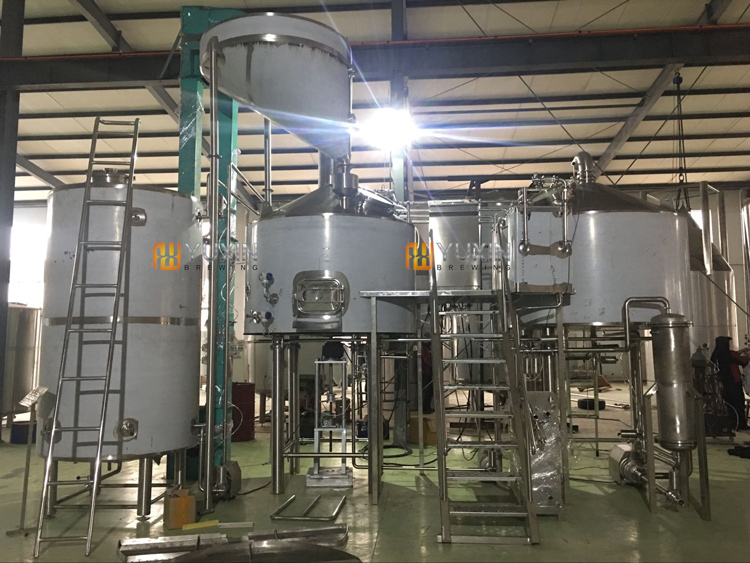 small beer brewing equipment
