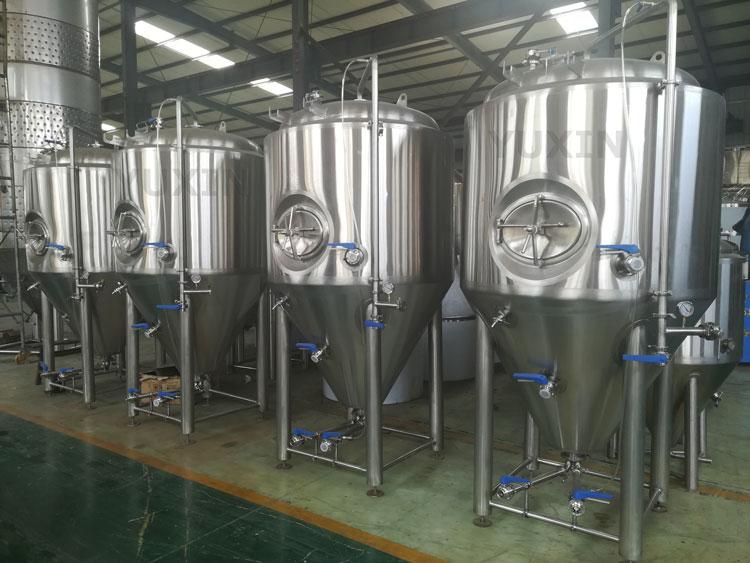 beer fermentation equipment