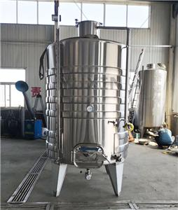 Stainless Steel Wine Cooling Tank