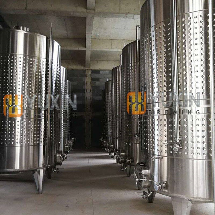 wine cooling tank