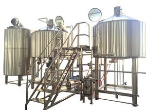 20BBL Industrial Brewery Equipment