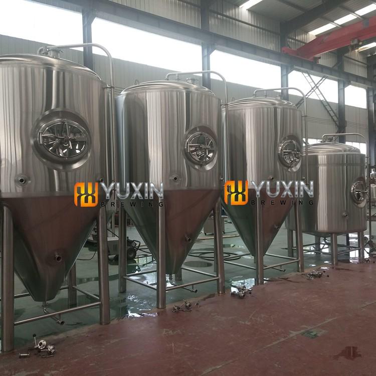 3000L naczynie do fermentacji piwa na sprzedaż