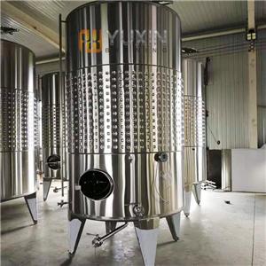 Rezervor de fermentare a vinului 5000L