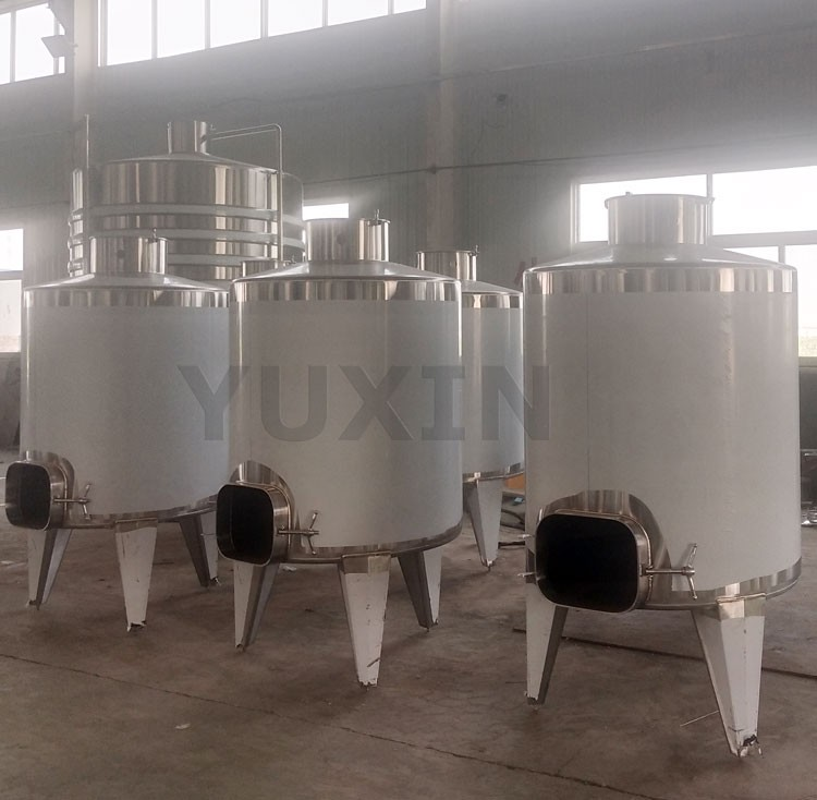 1000L Fruit Wine Manufacturing Equipment