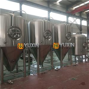 10BBL Conical Beer Fermentation Vessel