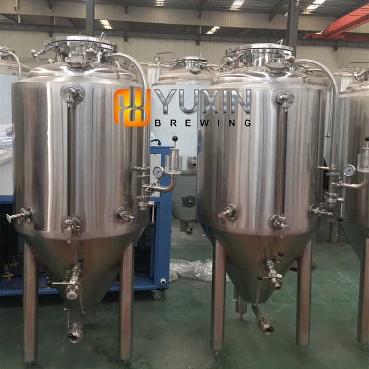 Our New Small and Delicate Unitank/Fermenters