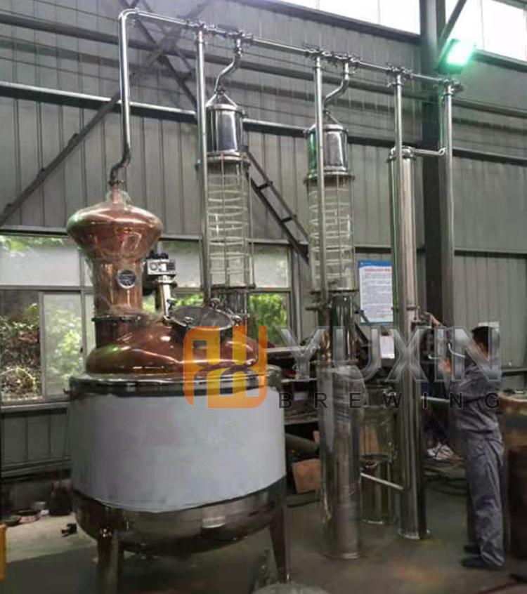 commercial distillery equipment