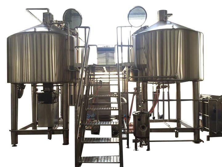 20BBL Sistem complet de fabricare a berii