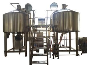 20BBL Complete Beer Brewing System