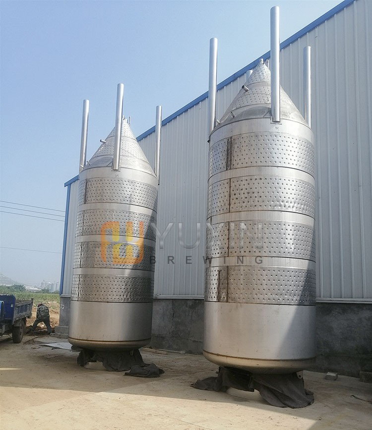 Production Process of Our 12T Tanks