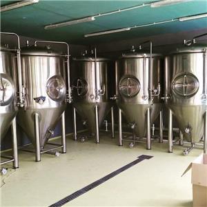 Projeto Cervejaria 1000L
