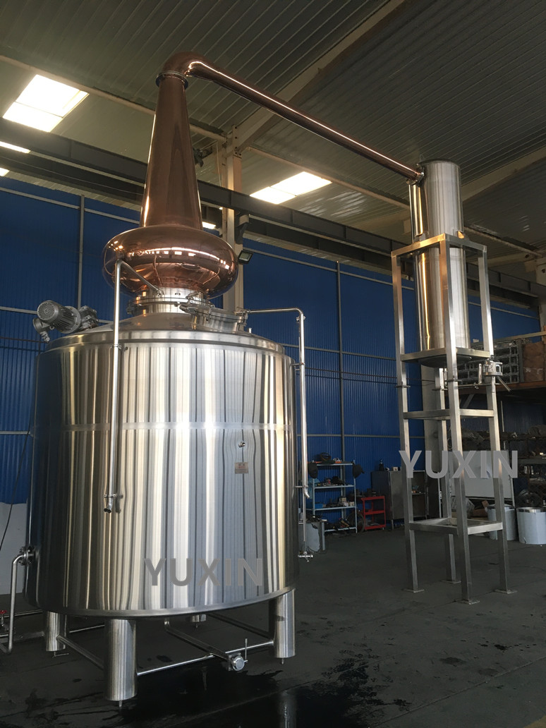 Destilador 5000l