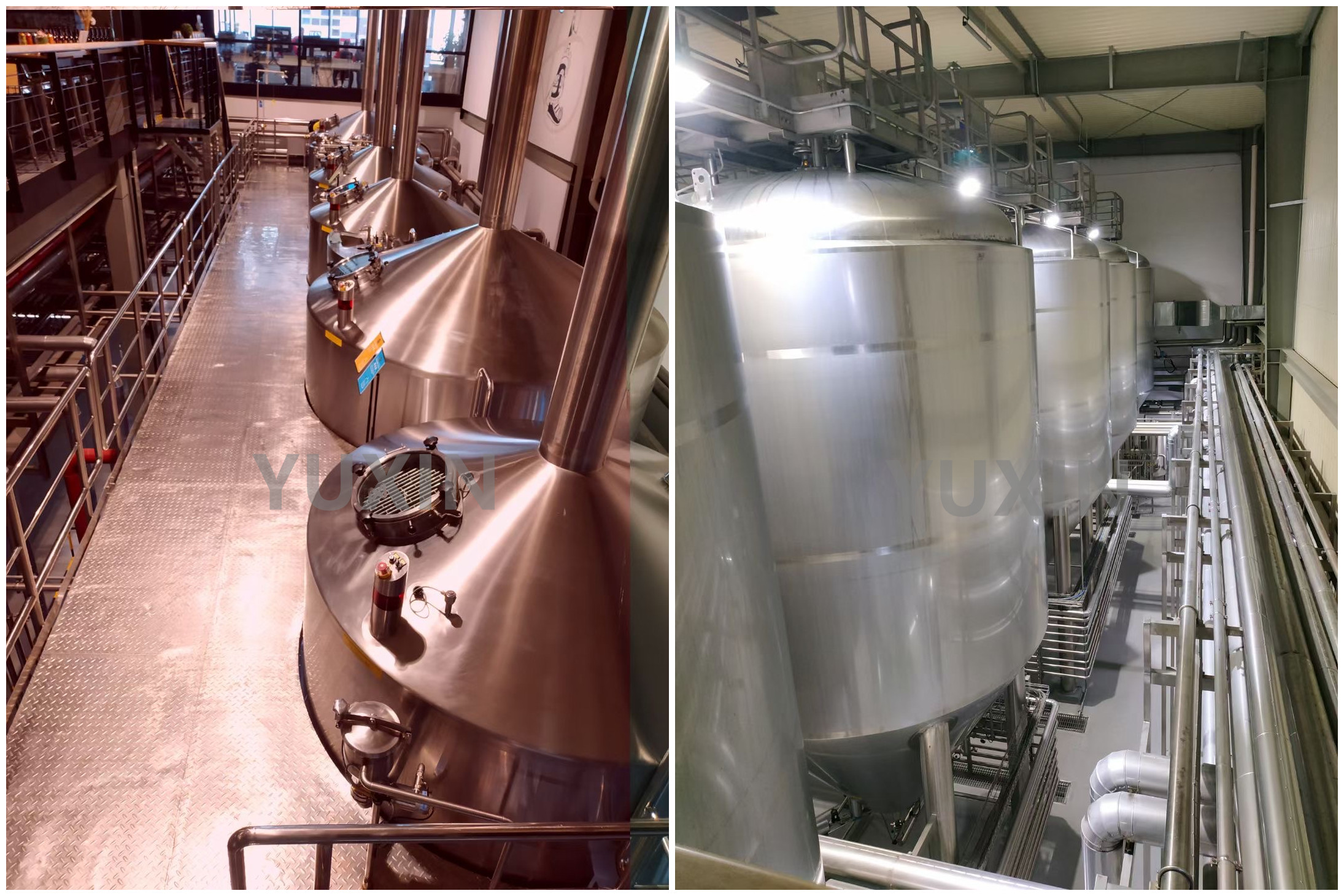 New brewery project start operation