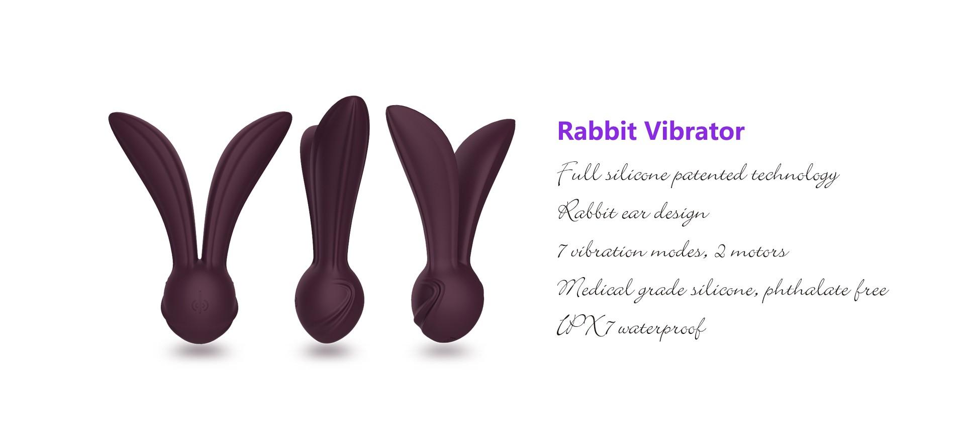Vibrador conejo conejo