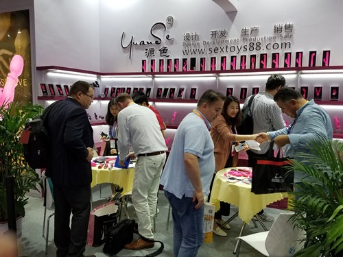Here we are at 2019 ADC-Expo in Shanghai