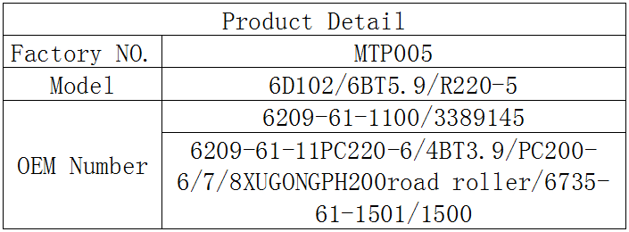 6209-61-1100/3389145