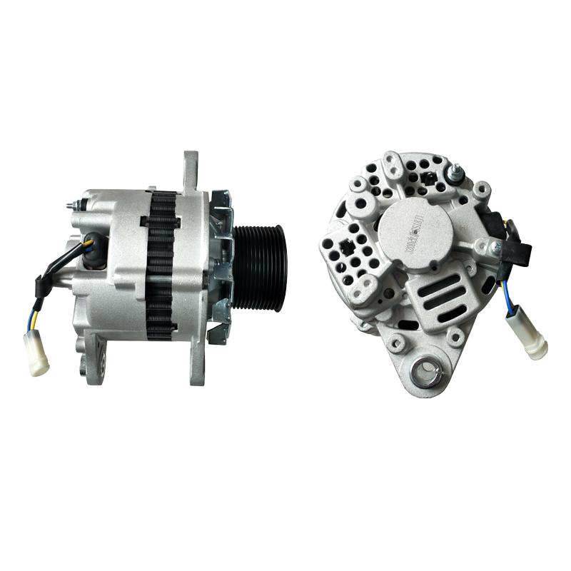 CAT320D alternator(with brush)(12groove) Manufacturers, CAT320D alternator(with brush)(12groove) Factory, Supply CAT320D alternator(with brush)(12groove)