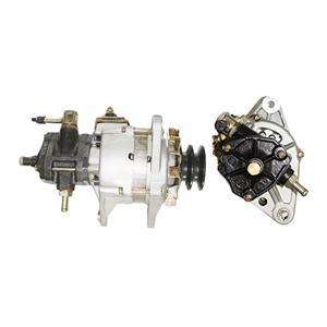 6BB1 With Pump Alternator