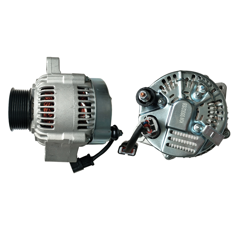 PC200-7/-8/PC220-7/600-861-6410/101-211-7960 alternator Manufacturers, PC200-7/-8/PC220-7/600-861-6410/101-211-7960 alternator Factory, Supply PC200-7/-8/PC220-7/600-861-6410/101-211-7960 alternator