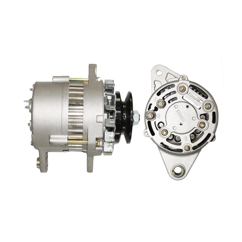 6D95/ 600-821-6120 single groove alternator Manufacturers, 6D95/ 600-821-6120 single groove alternator Factory, Supply 6D95/ 600-821-6120 single groove alternator