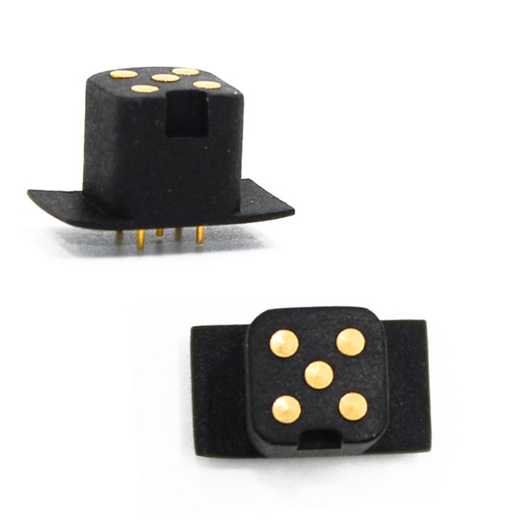 Spring Probe Socket Pogo Pin Connector