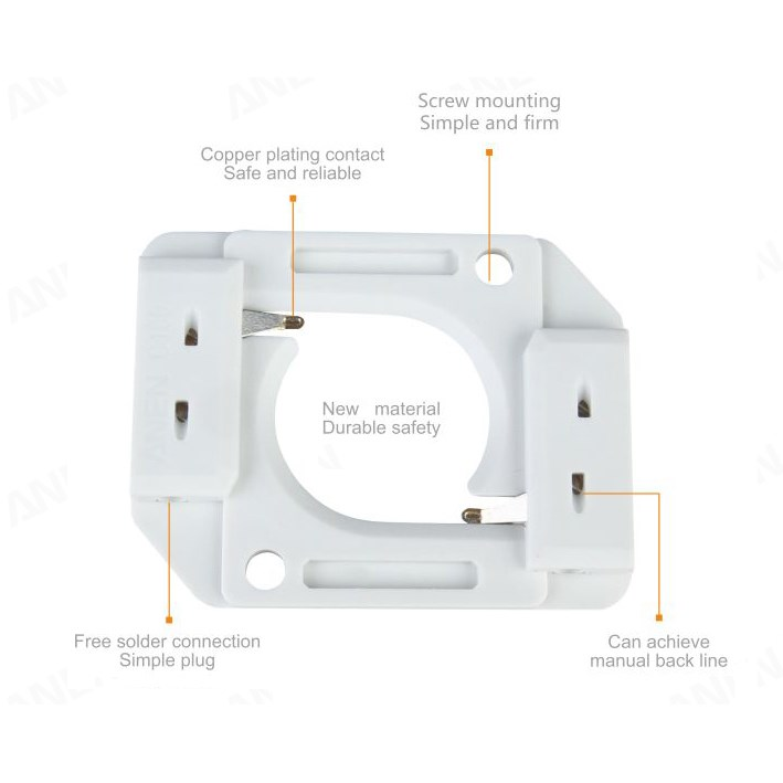 COB Lamp Connector Manufacturers, COB Lamp Connector Factory, Supply COB Lamp Connector