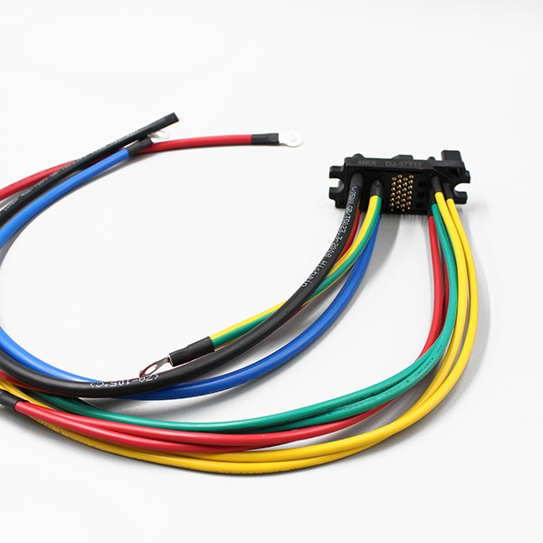 OEM Power Plug Wire Harness Manufacturers, OEM Power Plug Wire Harness Factory, Supply OEM Power Plug Wire Harness