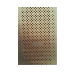 Stainless Steel Perforated Metal Sound Mesh