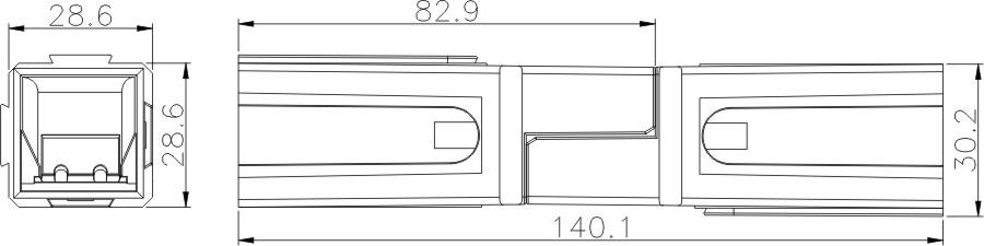 180A Power Connector