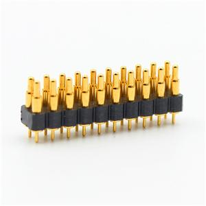 ANEN Spring loaded pin battery pogo pin connector