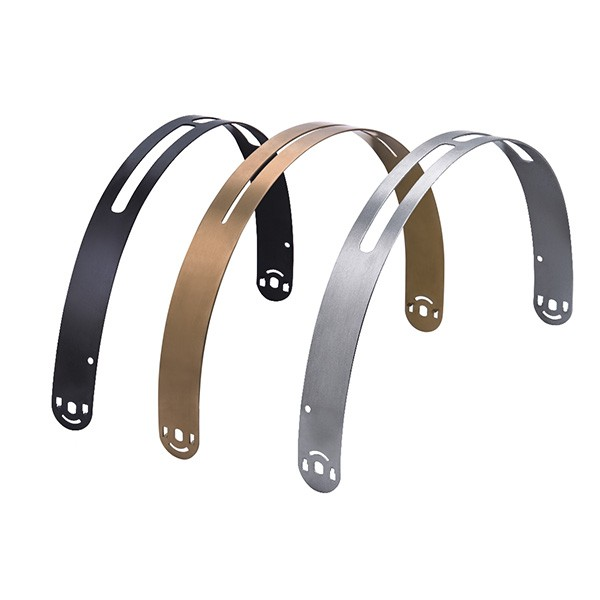 Stainless steel Headphone Headband