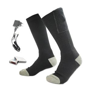 Heated Wool Socks