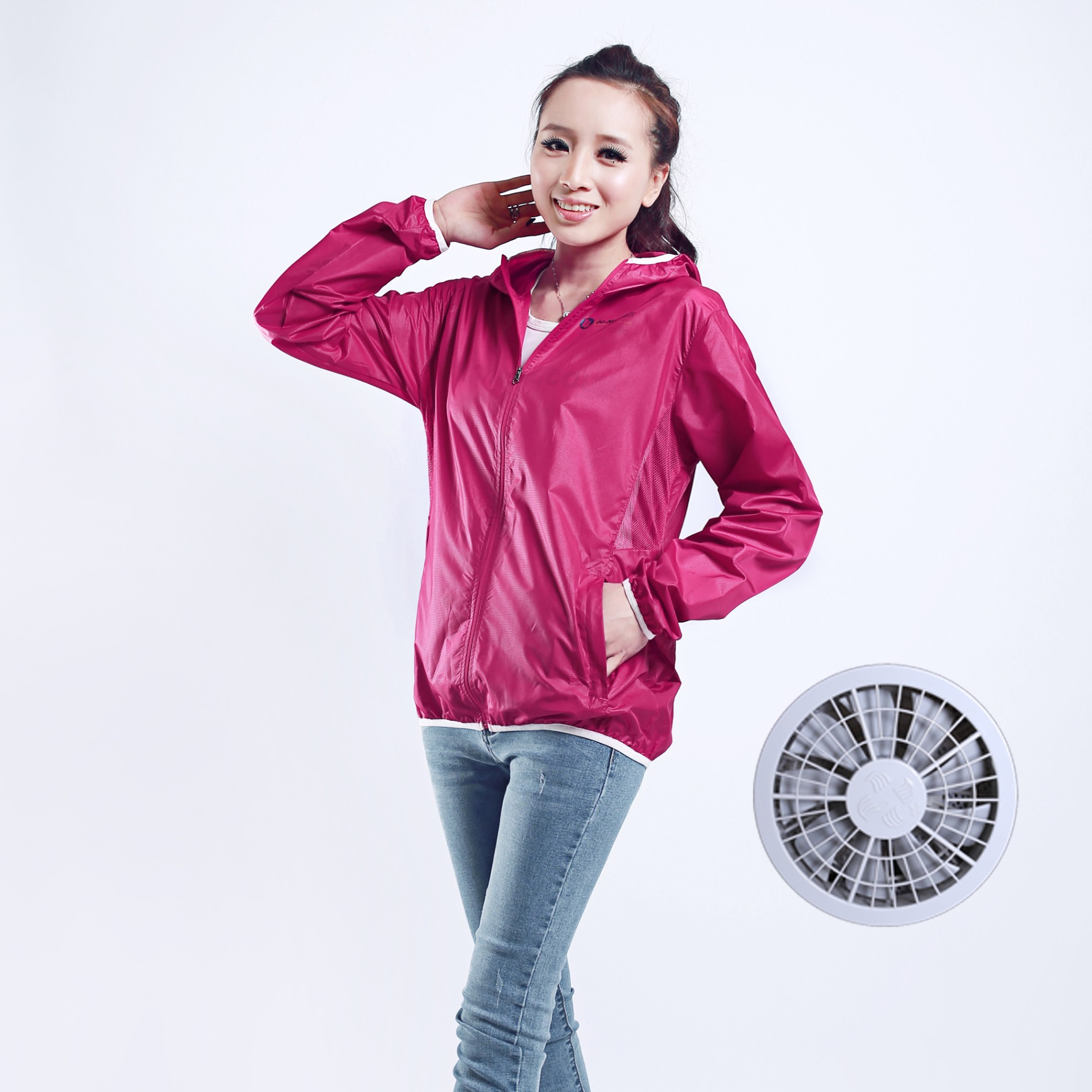 ladies cooling Jacket