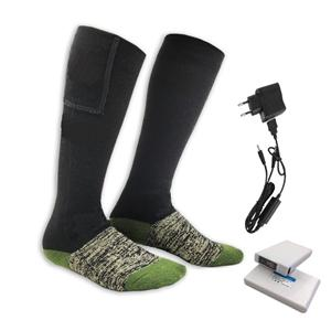 heated socks battery