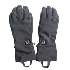 battery heated thin gloves