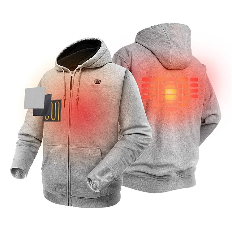 winter heated jacket