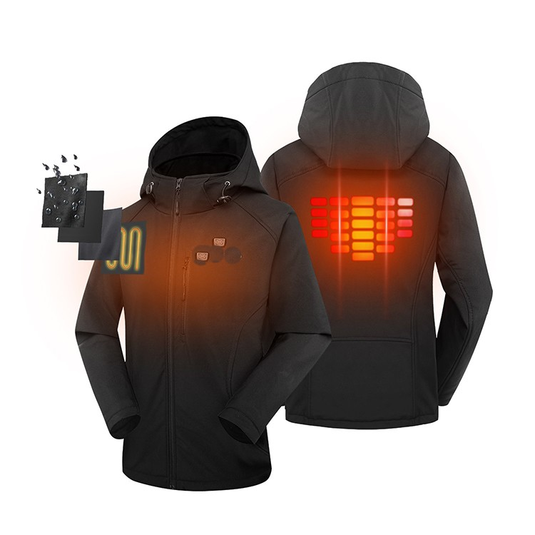 heated jacket usb