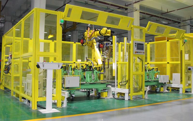 System Workstation-Arc Welding