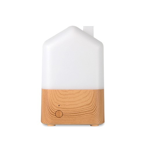 Essential Oil Diffuser Wood Grain
