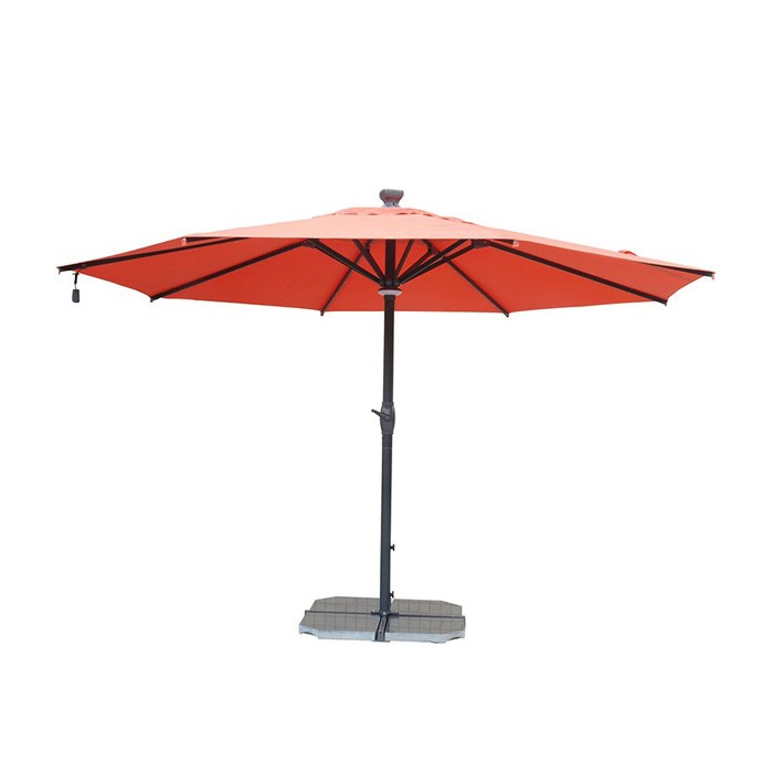 Patio Umbrella Solar Lights